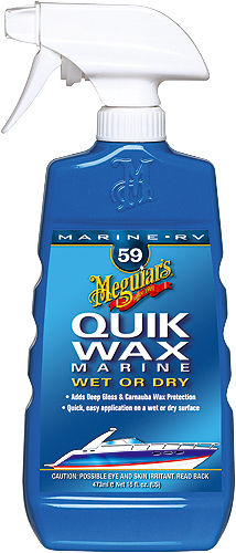 MEGUIAR´S Spray Wax