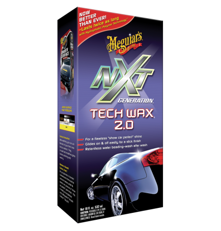 MEGUIAR´S NXT Tech Wax Polish