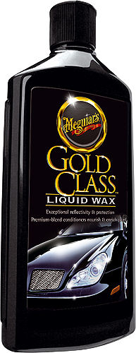 MEGUIAR´S Gold Class Polish Liquid Wax