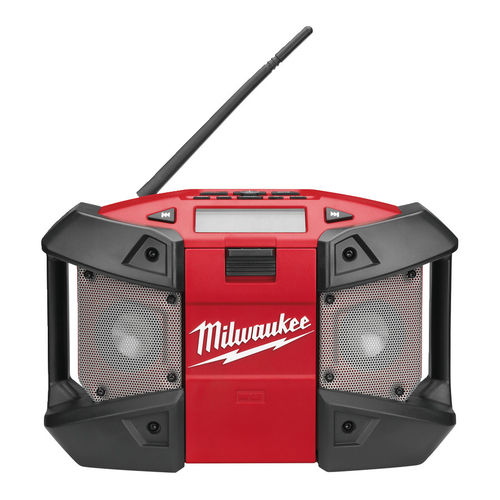 MILWAUKEE C12 JSR AKKU-/NETZ-RADIO