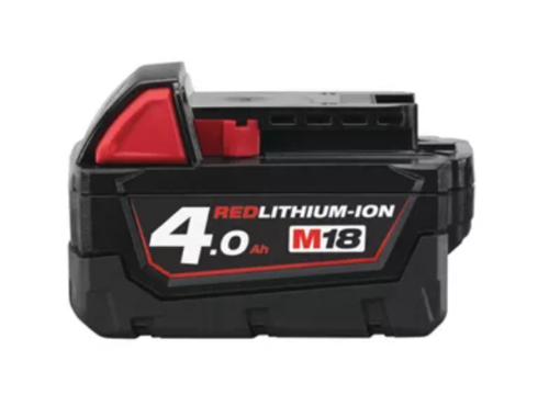 MILWAUKEE M18 B4 18 V AKKU M18 B4 4.0 AH RED LI-ION