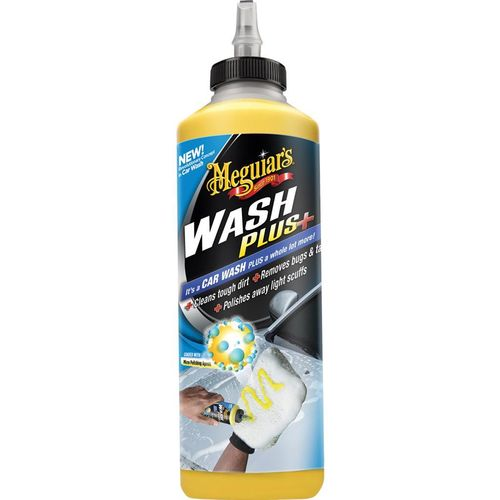 MEGUIAR`S Wash Plus+